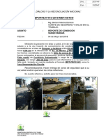 Informe Agua