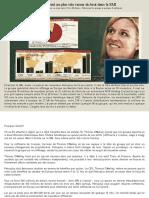 Karyn Ovelmen - Petroplus veut au plus vite verser du brut dans le SMI