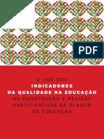 AÇÂO EDUCATIVA (Org.)_ O Uso Dos Indicadores Da Qualidade Na Educação Na Construção e Revisão Participativa de Planos de Educação