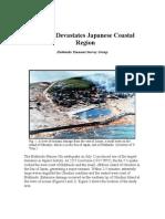Tsunami Devastates Japanese Coastal Region