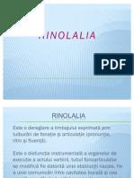 rinolalia 2003
