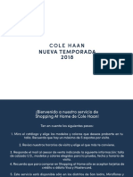 Catálogo Mujer - Cole Haan 2018