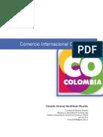 Comercio Internacional Colombiano