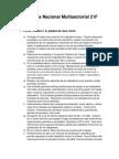 Programa Final Multisectorial 21f