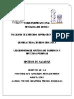 monografia sacarina