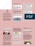 Brochur de Educacion Para La Paz