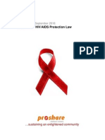 Lagos State HIV/AIDS Protection Law