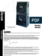 Laney GS412LA Manual