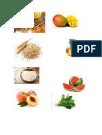 Verduras, Cereales, Leches y Mas