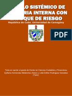 Modelo Sistemico de Auditoria i - Hernandez Melendrez, Epifania