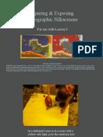 Silkscreen Lessons 3 5 6
