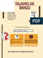 Exposicion de Taladro de Banco