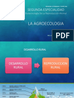 5.- La Agroecologia