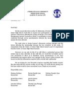 Approval Letter Loyyyyyyyyy