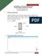 22. Diagrama Momento - Curvatura Sap2000