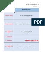 Planeación Tecg. Gestión Financiera y de Tesorería- Lunes a Viernes- Período I 2018 29 de Enero