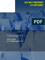 FortiManager Study Guide-Online