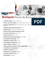 Botiquin Niños Flores de Bach Center