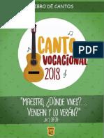 Cantos Hinneni 2018