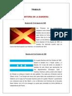 Historia de La Bandera Del Ecuador