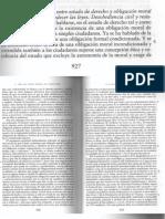 Fragmento Luigi Ferrajoli - Derecho y Razón
