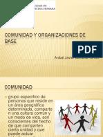comunidadyorganizacionesdebase-121104162133-phpapp02