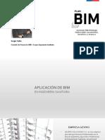 08. Aplicacin de Bim en Ingeniera Sanitaria Sergio Fabio