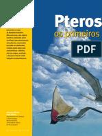 Pterosauros no Brasil