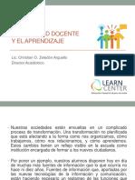 La actividad docente y el aprendizaje.pdf