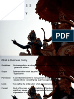 Business Policy1