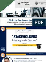 01. Stakeholders Estrategias de Gestión 1