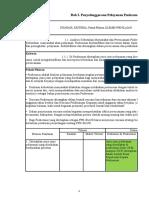 Instrumen Survei Akreditasi Puskesmas Revisi 2016 Sum