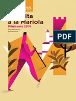 rutesvoltaalamariola.primavera2018