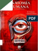 Anatomía Humana, Tomo 1 - Fernando Quiroz Gutiérrez (1) (1).pdf