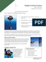 Weatherproof Float Switch