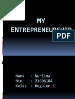 My Entrepreneursip