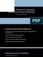 Proses Audit Pembelian