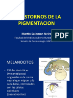 5. Dermatosis pigmentarias