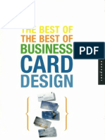 The Best of the Best of Business Card Design 150dpi