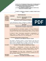 Cronograma de Leituras Governo Comercio Poder Na America Portuguesa 2017 2