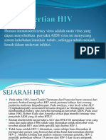 Pengertian HIV
