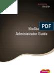BioStar V1 31 Administrator Guide