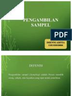 Dokumensaya.com Bab 11 Pengambilan Sampel