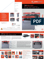 Tiles Digital UV Printer IUV 600 Brochure