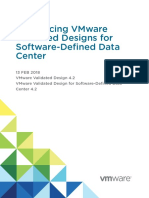 Vmware Validated Design 42 Sddc Introduction