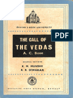 The Call of the Vedas