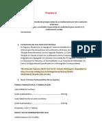 Investigaciones de Quimica Analitica