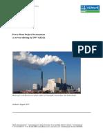 Power Plant Development Services
