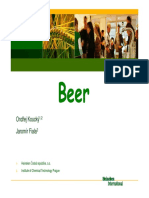 2010 Beer Production