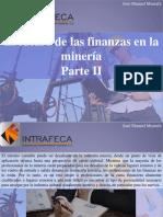 José Manuel Mustafá - El Futuro de Las Finanzas en La Minería, Parte II